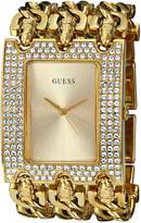 GUESS GUESS? Women's U0085L1 Stainless-Steel Quartz Watch with Dial