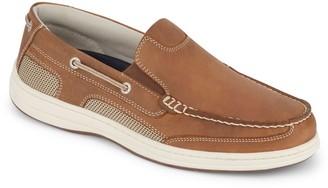 Dockers Tiller Men's Leather Water Resistant Boat Shoes