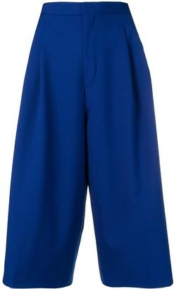Études Alto cropped trousers