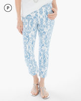 Chico's Grecian Ikat Crop Jeans