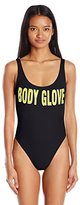Body Glove Women's Nineteen 89 the Look One Piece Swimsuit