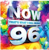 Now That's What I Call Music 96 - Various Artists CD