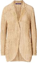 Ralph Lauren Brennan Leather Jacket
