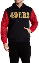 Mitchell & Ness Skill Position 49ers Jacket