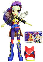 My Little Pony Equestria Girls Indigo Zap Motorcross Doll