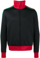 Gucci 'modern future' track jacket - men - Cotton/Polyamide/Polyester - L