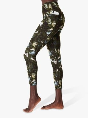 Sweaty Betty Super Sculpt Soft High Waisted 7/8 Yoga Leggings