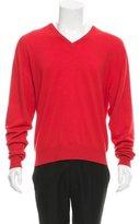 A.P.C. Cashmere V-Neck Sweater