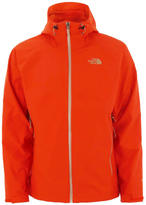The North Face Stratos Hyvent Hooded Jacket Acrylic Orange