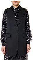 Stella McCartney Becka Wool Waistcoat