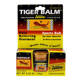Tiger Balm Ultra Strength by 0.63floz Balm)
