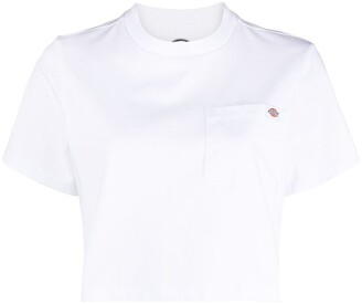 Dickies Construct Porterdale cropped T-shirt