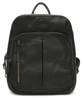 American Leather Co. Cleve Leather Backpack