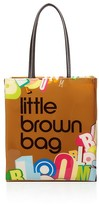 Bloomingdale's Greg Lamarche Little Brown Bag - 100% Exclusive