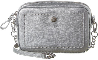 Longchamp Le Foulonne Leather Crossbody