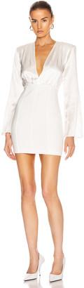 Cinq à Sept Sandy Dress in Ivory | FWRD