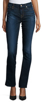 7 For All Mankind Kimmie Straight Slim Illusion Jeans, Tried & True Blue