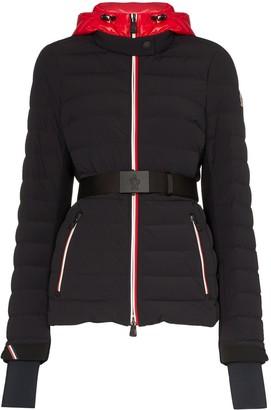 MONCLER GRENOBLE Belted Ski Jacket