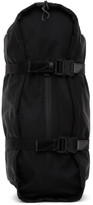 Alyx Black Sleepy Crossbody Duffle Bag
