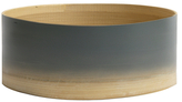 Lacquered Round Bowl