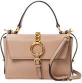 Miu Miu Women's Leather Snap Satchel