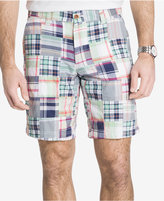 "Izod Men's 9.5"" Mariner Madras Shorts"