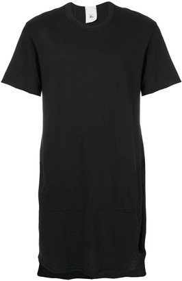 Lost & Found Rooms Over longline T-shirt