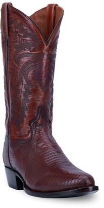 Dan Post Winston Men's Lizard Cowboy Boots