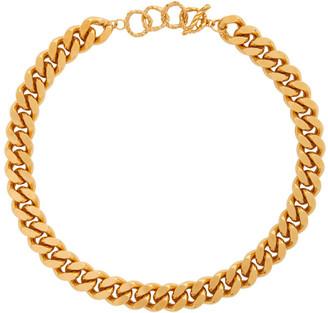 ELHANATI Gold Charley Necklace