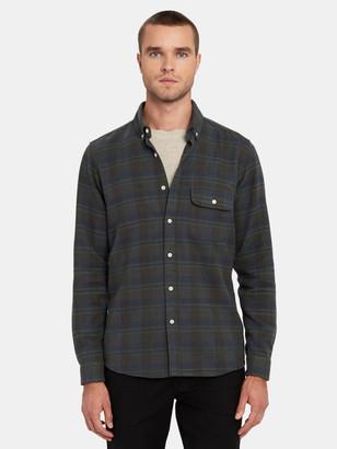 Far Afield Larry Long Sleeve Button Down Shirt