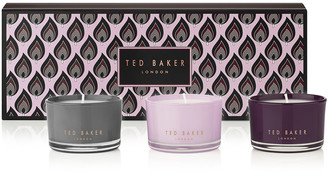 Ted Baker Residence Mini Trio Candle Collection - Set of 3