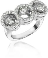 Tagliamonte Incanto Royale 0.85 ctw Diamond 18K Gold Ring