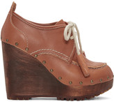 See by Chloe Brown Clive Clog Boots