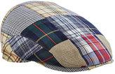 Stetson Men's STC273 Patchwork Flat Cap