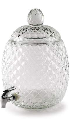 Circle Glass Aberdeen Pineapple 2.1 Gallon Cold Beverage Dispenser