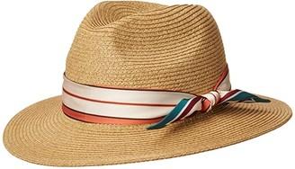 San Diego Hat Company UBF1115 (Natural/Multi) Caps