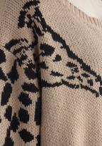 Eye to Eye-catching Sweater