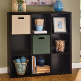 "ClosetMaid Decorative Storage 44"" Cube Unit Bookcase"