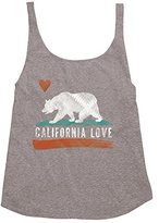 Billabong Juniors Cali Bear Graphic Tank Top