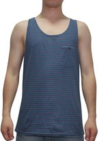 Quiksilver Mens Surf & Skate Crew-Neck Sleeveless Shirt / Vest Top M
