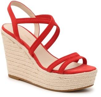 Pelle Moda   Luxury Dora Espadrille Wedge Sandal