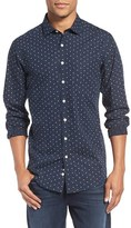 Rodd & Gunn Men's 'Farrington' Floral Cotton Sport Shirt