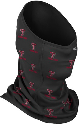 Colosseum Adult Texas Tech Red Raiders Multi-Functional SPF 50 Repeat Logo Neck Gaiter