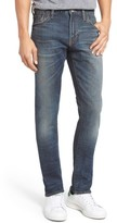 Jean Shop Men's Jim Slim Fit Selvedge Jeans