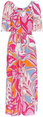 Emilio Pucci Beach Printed dress
