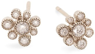 H.Stern Noble Gold and Diamond MyCollection Earrings
