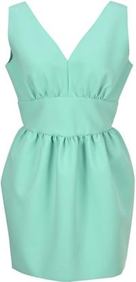MSGM Low-back Mini Dress