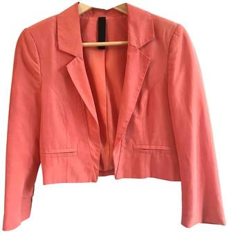 Gestuz Pink Linen Jackets