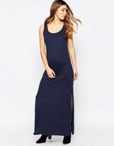 B.young Sleeveless Jersey Maxi Dress