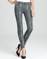 J Brand Jeans - Printed Powerstretch Skinny